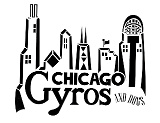 Chicago Gyros and Dogs Logo